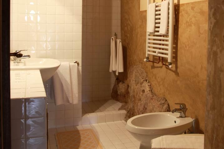 casa del sarto bagno
