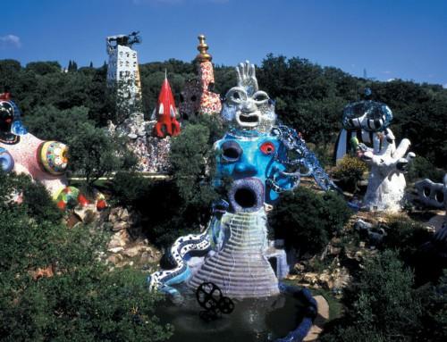 Il giardino dei Tarocchi